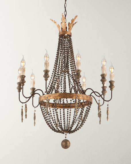 Large Delacroix Chandelier