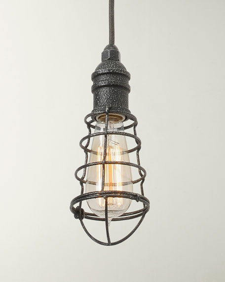 Conduit Light Pendant