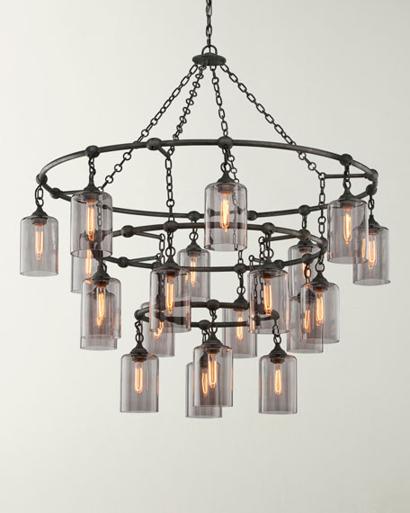Large Gotham Chandelier
