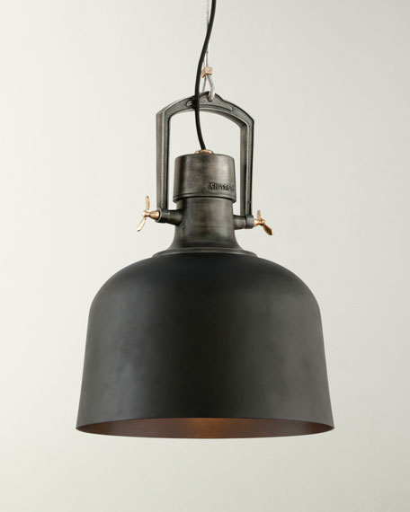 Small Hangar Light Pendant