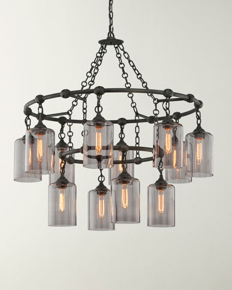 Small Gotham Chandelier