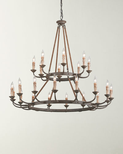 Large Cyrano Chandelier