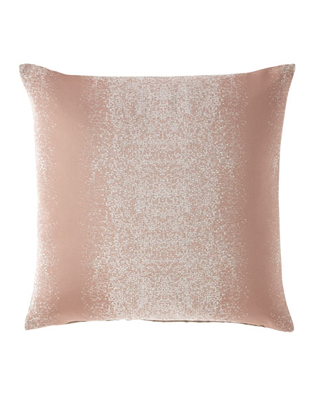 Flurry Rose Decorative Pillow