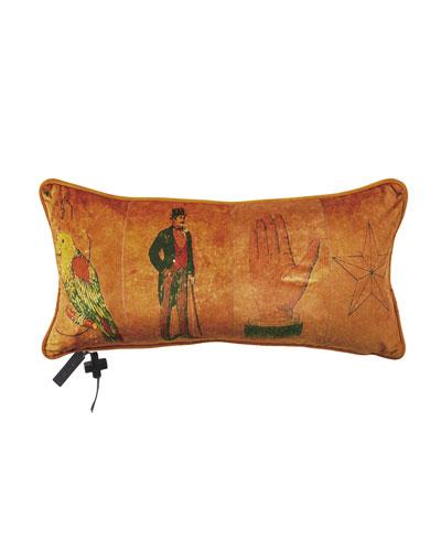 El Caballero Pillow