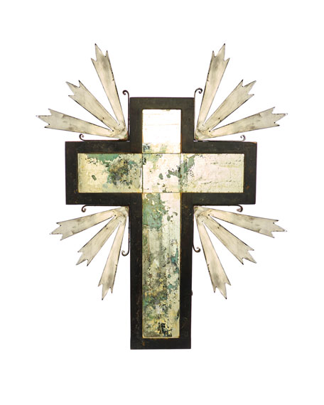 Las Jarras Cross Decor