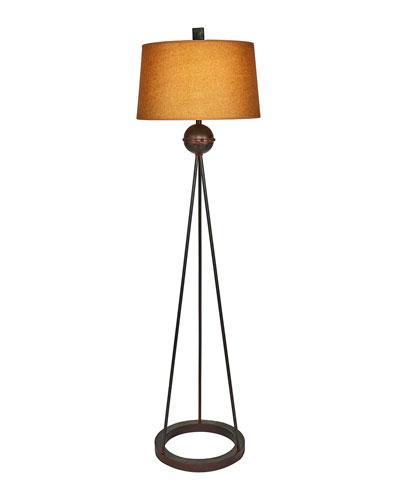 El Giant Floor Lamp