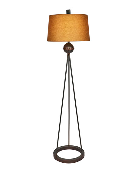 Jan Barboglio El Giant Floor Lamp
