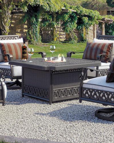 Biltmore Estate Fire Pit Table