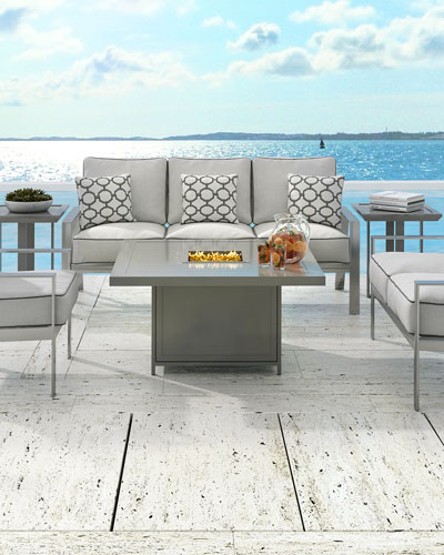 Moderna Outdoor Fire Pit Table