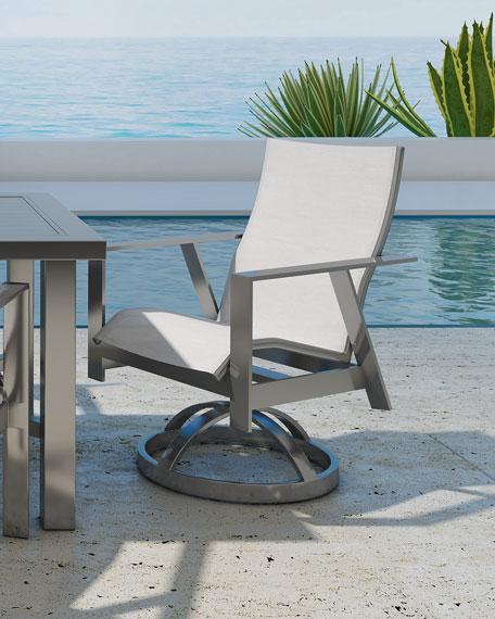 Trento Swivel Dining Chair