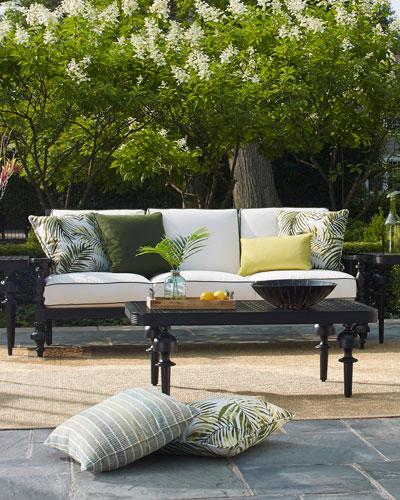 Hemingway Plantation Sofa