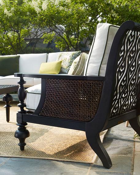 Hemingway Plantation Lounge Chair