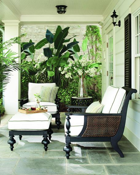 Lane Venture Hemingway Plantation Lounge Chair