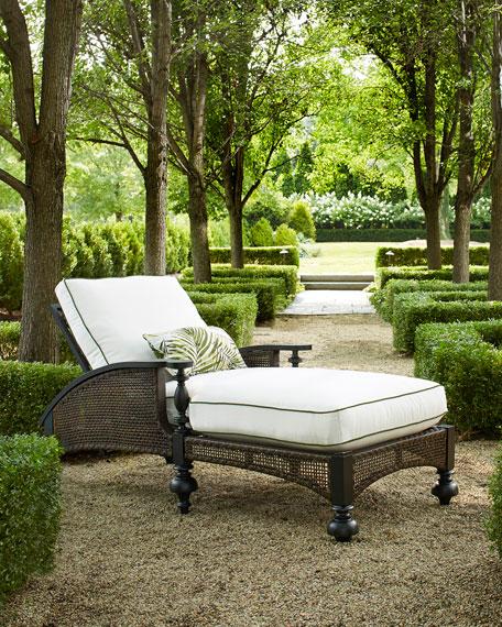 Hemingway Plantation Adjustable Chaise