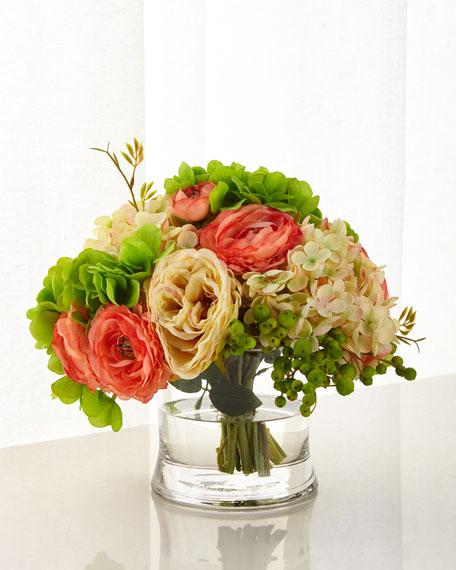 Cool Fiesta Floral Arrangement
