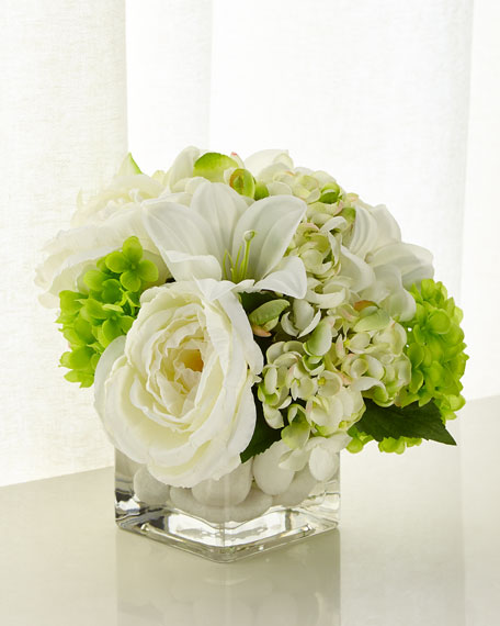 John-Richard Collection Milky Way Delight Floral Arrangement