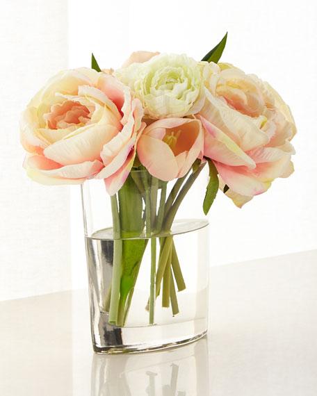 Soft Kisses Floral Arrangement
