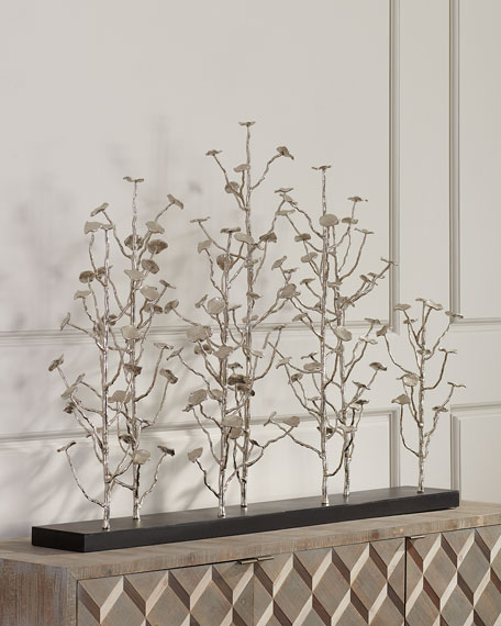 Sapling Screen Sculpture