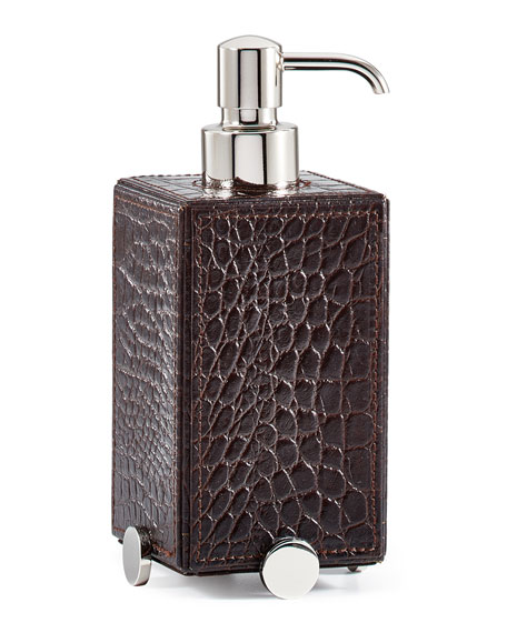 Labrazel Discus Brown Pump Dispenser