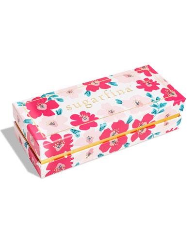 Floral 3-Piece Candy Bento Box