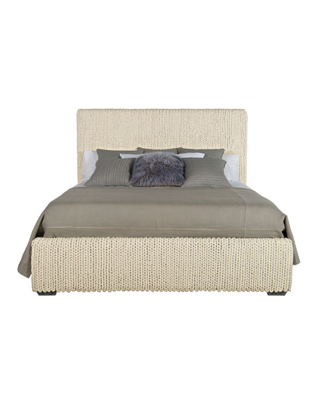 Stanhope Hand-Loomed King Bed