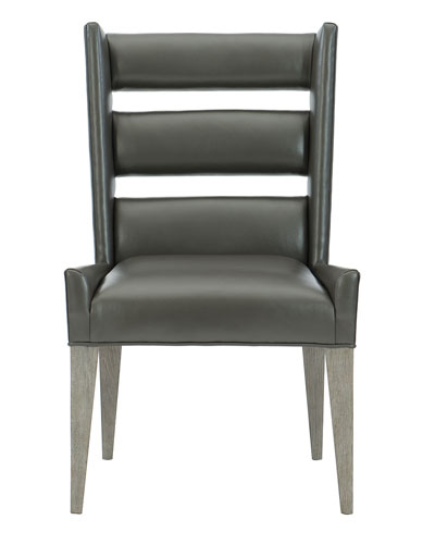Ryder Leather Dining Side Chair