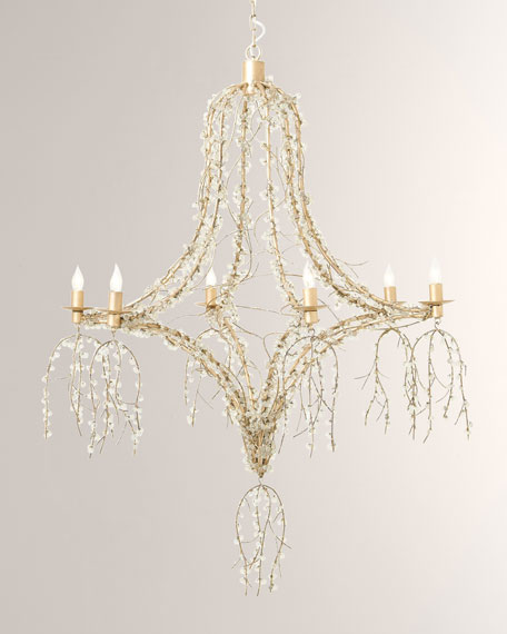 Global Views Foret Chandelier
