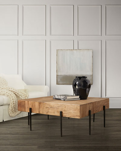 Warner Square Coffee Table