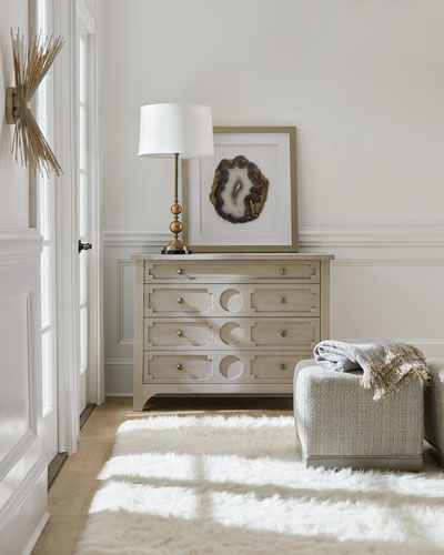 Lira 4-Drawer Accent Chest