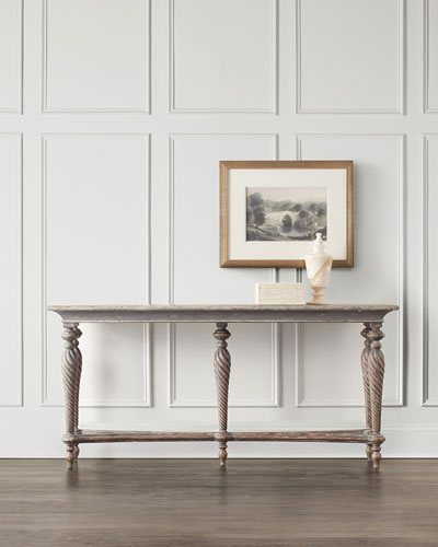 Persata Multi-Leg Console Table