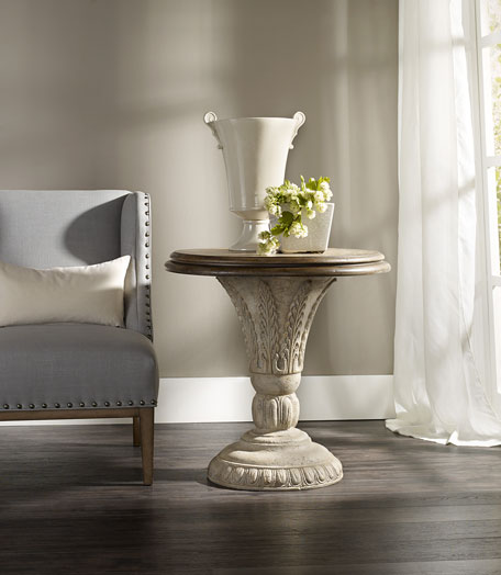 Hooker Furniture Solana Round Accent Table