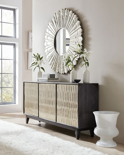 Sun Ray Accent Mirror