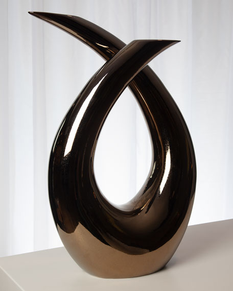 Loop Bronze Sculpture