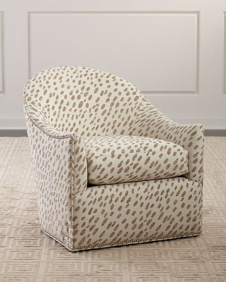 Massoud Roxanne Swivel Chair