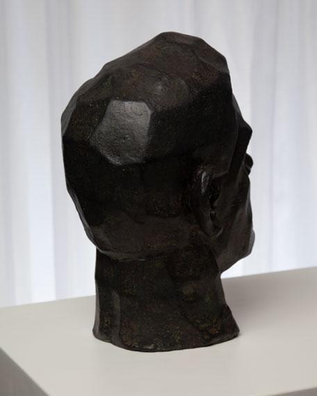Calvin Bronze Sculpture