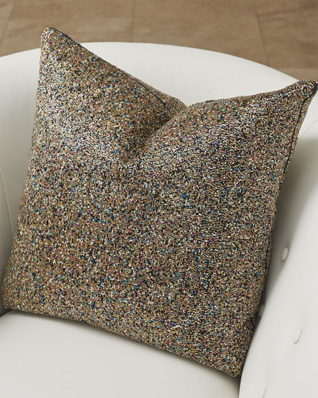 Global Views Multi-Beaded Pillow