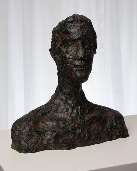Eugene Bronze Sculpture