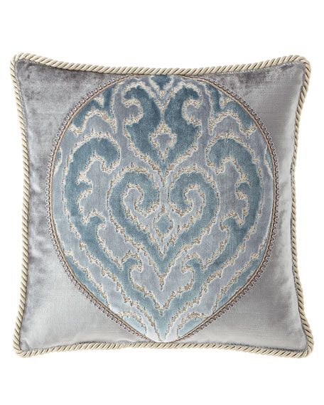 Dian Austin Couture Home Sevilla Pieced Boutique Pillow