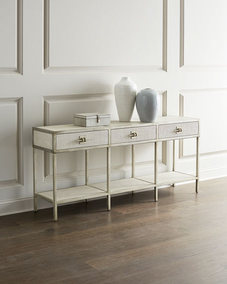 John-Richard Collection Shikku Console Table