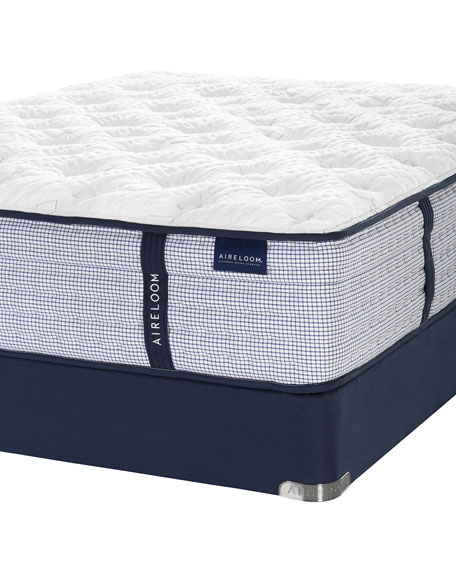Preferred Collection Turquoise Mattress - Full