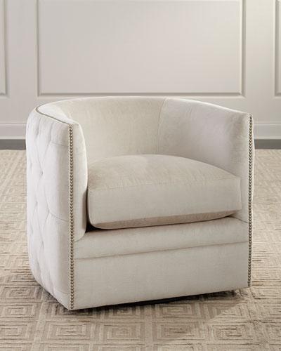 Palazzo Swivel Chair