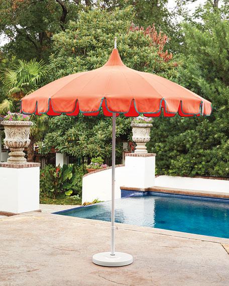 Pagoda Series Patio Umbrella