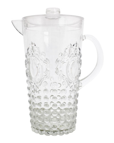 Jewel Melamine Pitcher