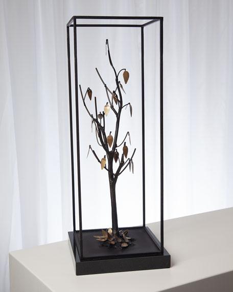 Four Seasons Fall Sculpture