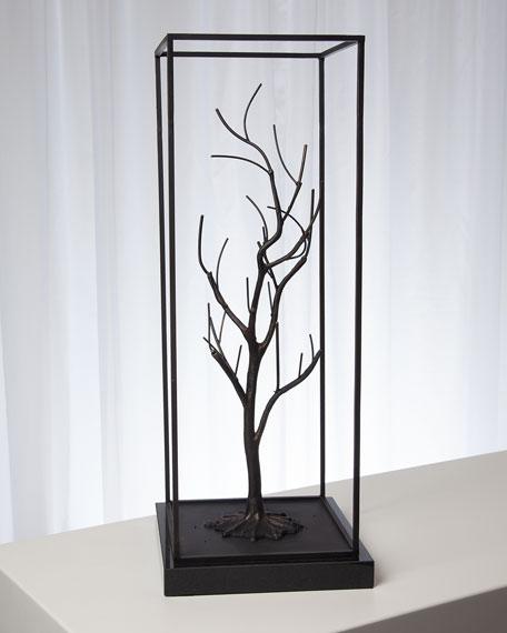 Four Seasons Winter Sculpture