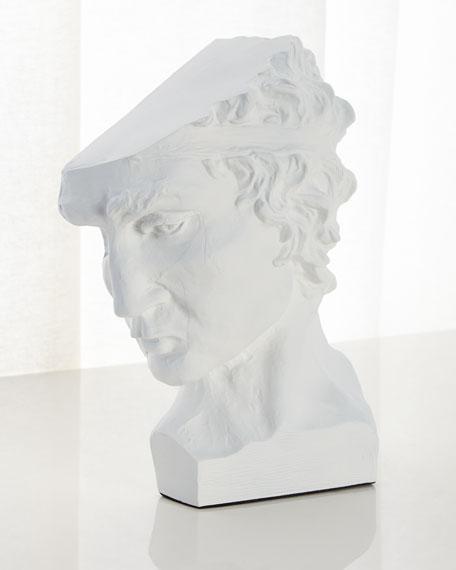 Global Views Roman Portrait Bust