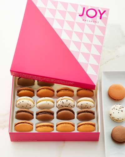 Chocoholic Macarons Assortment