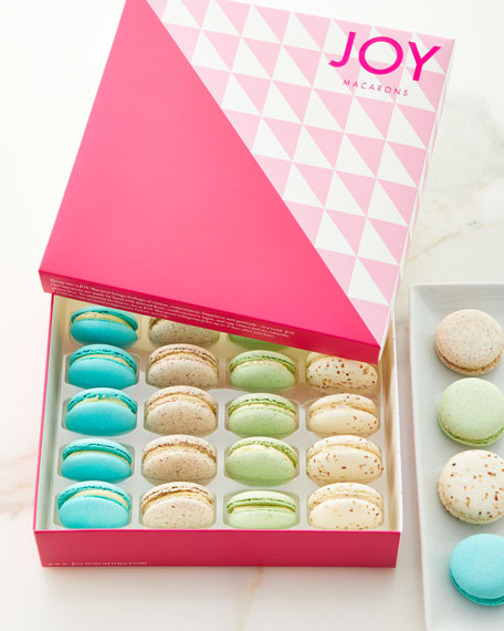 JOY Macarons Nut Job Macarons Assortment