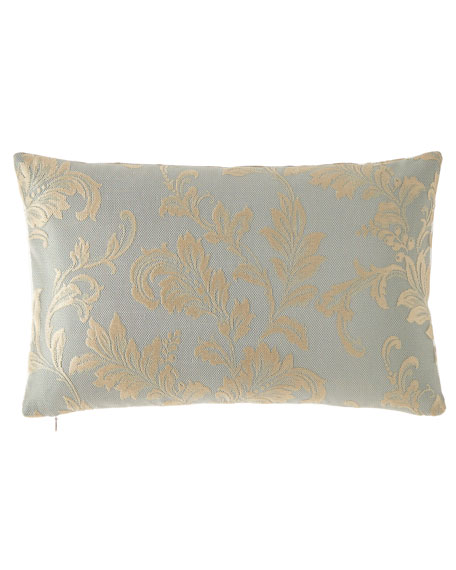 Renaissance Lace Oblong Pillow