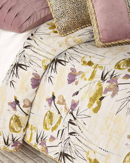 Lotus Queen Duvet